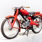 Moto Guzzi rood-7412