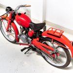 Moto Guzzi rood-7414