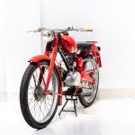 Moto Guzzi rood-7429