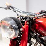 Moto Guzzi rood-7431