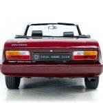 Peugeot cabrio rood-8227