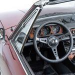 Peugeot cabrio rood-8231