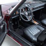 Peugeot cabrio rood-8233