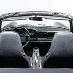 Porsche 993 Carrera 2 cabrio zwart-9576