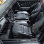Porsche 993 Carrera 2 cabrio zwart-9581