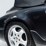 Porsche 993 Carrera 2 cabrio zwart-9597