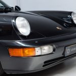 Porsche 993 Carrera 2 cabrio zwart-9599