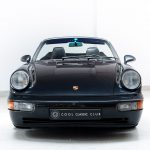 Porsche 993 Carrera 2 cabrio zwart-9600