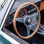Austin Healey 3000Z groen-1549