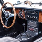 Austin Healey 3000Z groen-1553