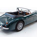 Austin Healey 3000Z groen-1582