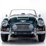 Austin Healey 3000Z groen-1593