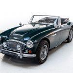 Austin Healey 3000Z groen-1594