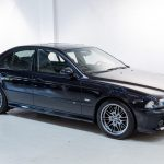 BMW M5 E39 blauw-5942