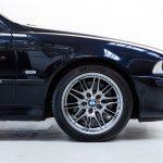 BMW M5 E39 blauw-5943