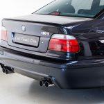 BMW M5 E39 blauw-5948