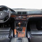 BMW M5 E39 blauw-5967