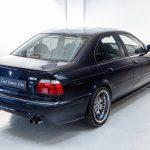 BMW M5 E39 blauw-5973