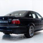 BMW M5 blauw-1669