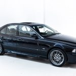 BMW M5 blauw-1695