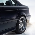 BMW M5 blauw-1701