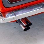 Datsun 240Z oranje-2580