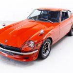 Datsun 240Z oranje-2631