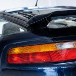 Porsche 928 GTS blauw-1710