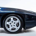 Porsche 928 GTS blauw-1732