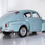 Volvo 544 blauw-0895