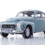 Volvo 544 blauw-