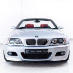 BMW M3 E46 cabrio zilver-4288