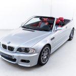 BMW M3 E46 cabrio zilver-4289