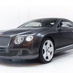 Bentley Continental grijs-