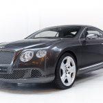 Bentley Continental grijs--2