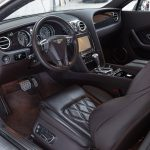 Bentley Continental grijs-4438
