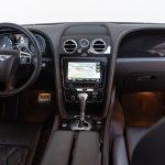 Bentley Continental grijs-4471
