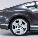Bentley Continental grijs-4480
