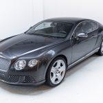 Bentley Continental grijs-4490