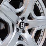Bentley Continental grijs-4495