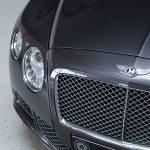 Bentley Continental grijs-4506