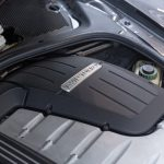 Bentley Continental grijs-4512