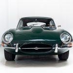 Jaguar E-Type groen--3