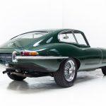 Jaguar E-Type groen-4652