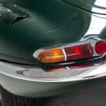 Jaguar E-Type groen-4655