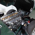 Jaguar E-Type groen-4693