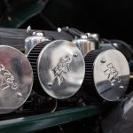 Jaguar E-Type groen-4695