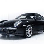 Porsche 911 Carrera 4S zwart--2