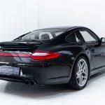 Porsche 911 Carrera 4S zwart-4515