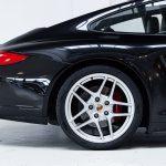 Porsche 911 Carrera 4S zwart-4565
